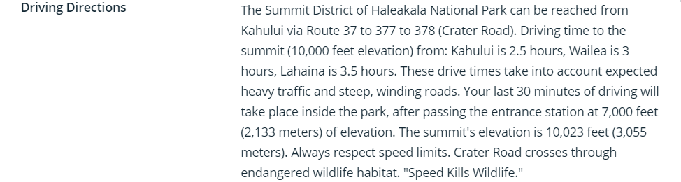 Haleakala Sunrise Reservations haleakala sunrise reservations 1