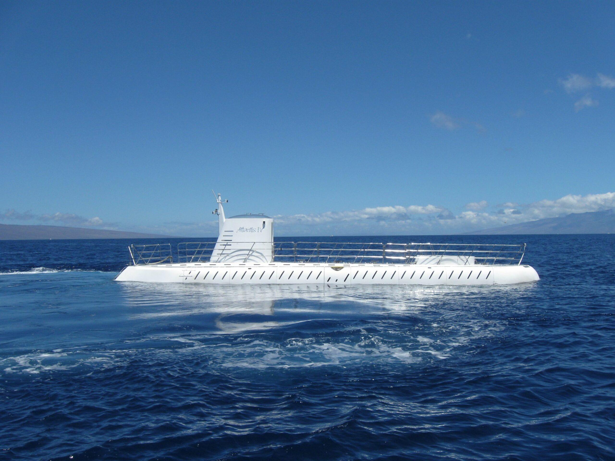 Atlantis Submarine Maui 024933