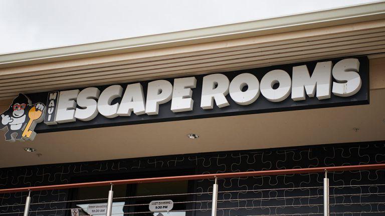 Maui Escape Rooms 25364