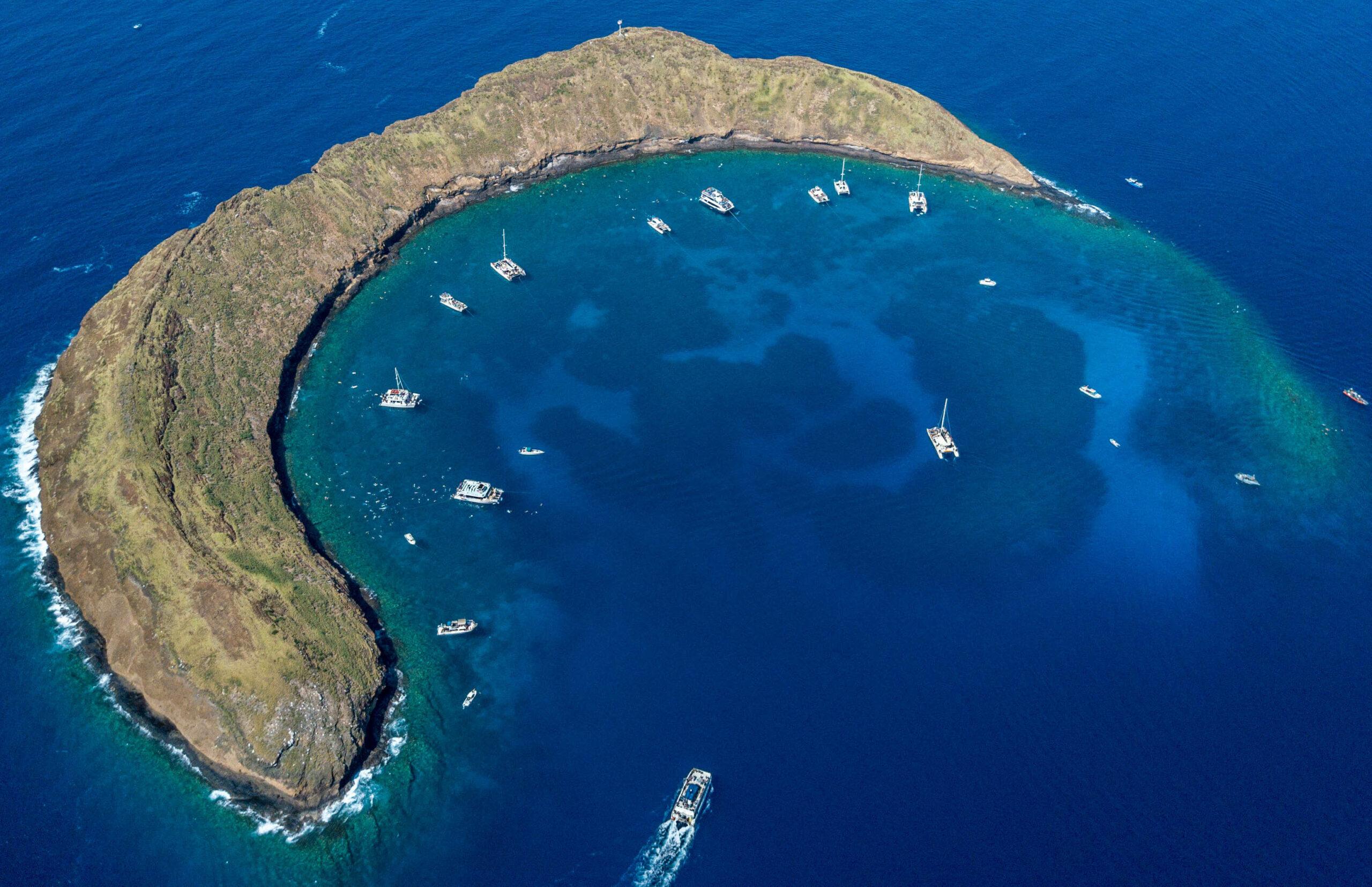 Molokini Crater Maui 015