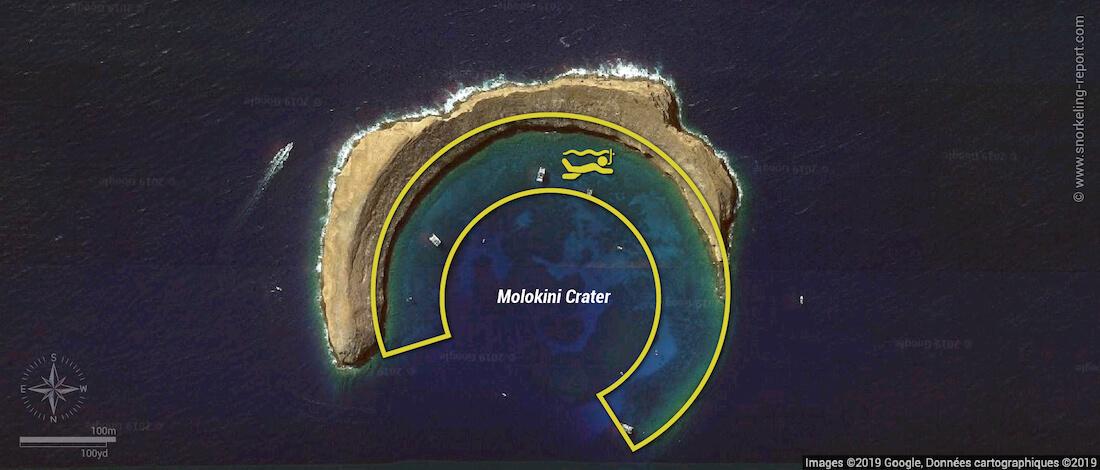 Molokini Crater Maui 062