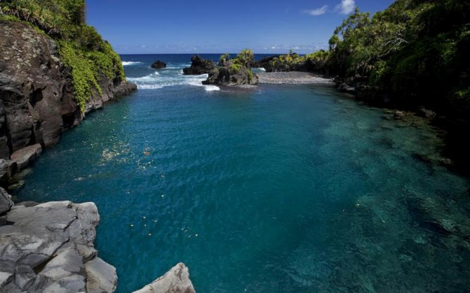 Waioka Pond (Venus Pools Maui)