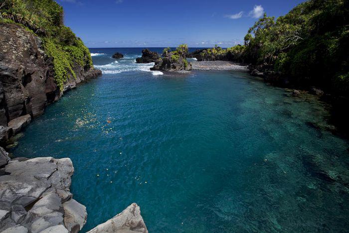 venus pools maui 8 - Waioka Pond (Venus Pools Maui)